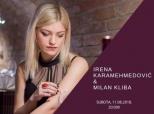 Poziv na koncert Irene i Milana u Osijeku