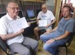 Završena informatička obuka za osobe preko 60 godina