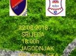 Poziv na utakmicu NK Bratstvo – NK Mursa