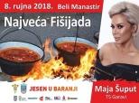 Najava Najveće fišijade u Belom Manastiru