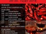 """Pozivnica na """"Paprikafest"""" u Lugu"""