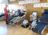 Prva ovogodišnja akcija davanja krvi u Baranji