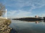 Fotovijest: Pješački most u Osijeku