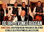 Nastup Zvonka Bogdan u Suzi 22. I. 2018.