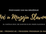 Poziv na Noć u Muzeju Slavonije