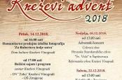 Program Kneževog adventa 2018.