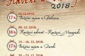 Program adventa u Belom Manastiru