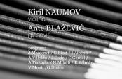 Poziv na koncert Kirila Naumova i Ante Blaževića