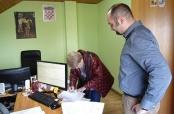 Potpisan projektni ugovor s Općinom Petlovac