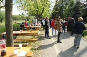 Fotovijest: Prvi maj u Kneževim Vinogradima