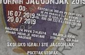 Poziv na malonogometni turnir u Jagodnjaku