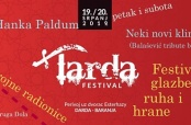 Poziv na četvrti Festival Tarda