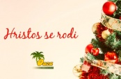 Božićna čestitka