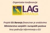 """Poziv na završnu konferenciju projekta """"EU Baranja"""""""
