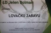Poziv na Lovačku zabavu u Bolmanu