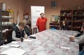 """Edukacijska radionica udruge """"JA KA"""" u Bolmanu"""