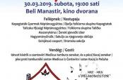 """Najava Godišnjeg koncerta MKU """"Pélmonostor"""""""