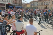 Održana prva osječka Rekreativna biciklijada