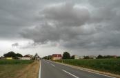 Fotovijest: Oblaci nad Petlovcem
