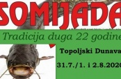 Poziv na 22. Somijadu na Topoljskom Dunavcu