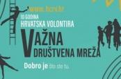 HCRV: Obavijest organizatorima volontiranja