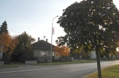 Betonska ulica – boje jeseni