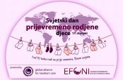 Svjetski dan prijevremeno rođene djece