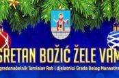 Čestitka Grada Belog Manastira