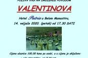 Poziv na druženje povodom Valentinova