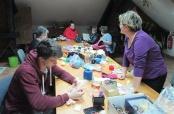 Jelenine likovno-kreativne radionice za žene (II/2020)