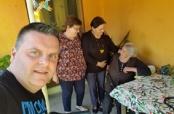 Druženje kod bake Mare