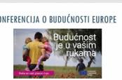 """Konferencija o budućnosti Europe"""