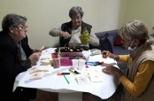 Izrada čestitki za Međunarodni dan starijih osoba