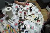 Oslikavanje platnenih torbi