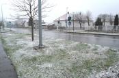 Prvi snijeg ove zime