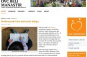 """Web-stranica """"Oazinog"""" volonterskog centra (OVC)"""